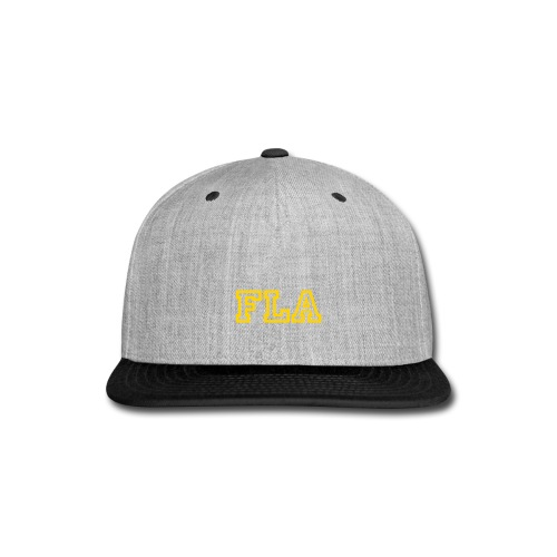 Florida - Snap-back Baseball Cap