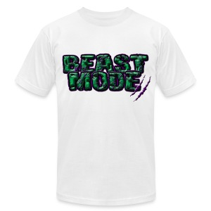 Beastmode 2 - Men's T-Shirt by American Apparel