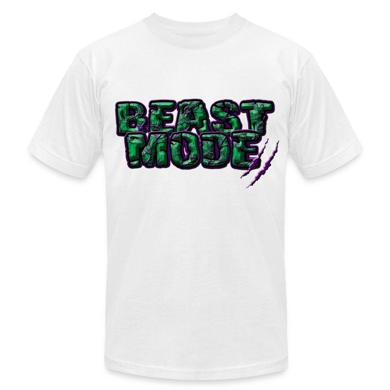 Beastmode 2 - Men's Fine Jersey T-Shirt
