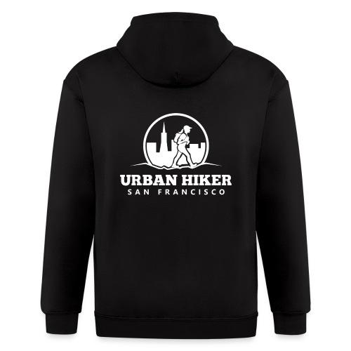 Urban Hiker SF Men's Sweatshirt - Men's Zip Hoodie