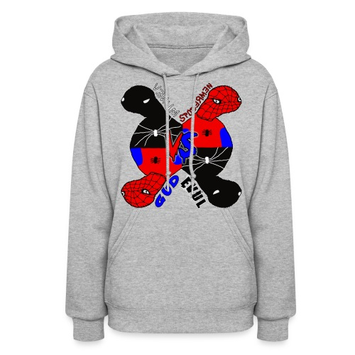 Venum vs Spodermen - Gud vs Evul - Women's Hoodie