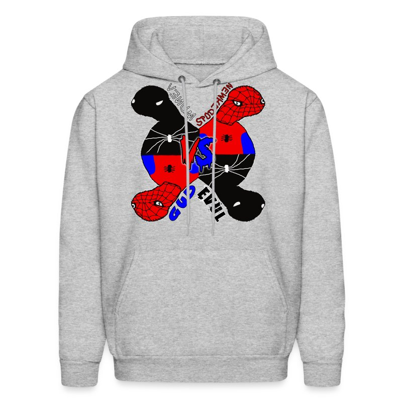 Venum vs Spodermen - Gud vs Evul - Men's Hoodie
