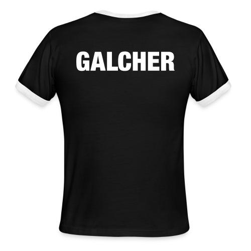 GALCHER TEE - Men's Ringer T-Shirt