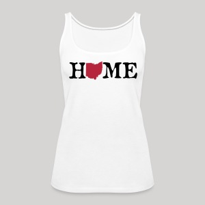 HOME - Ohio - Women's Premium Tank Top