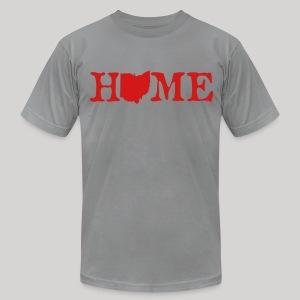 HOME - Ohio - Men's Fine Jersey T-Shirt