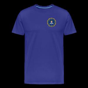 Men's Premium T- FBI Deluxe - Men's Premium T-Shirt