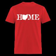 T-Shirts ~ Men's T-Shirt ~ HOME - Ohio