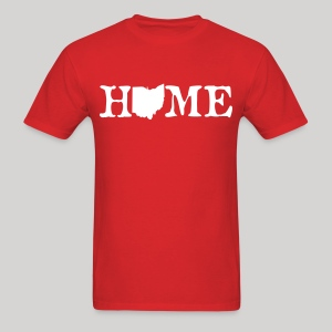 HOME - Ohio - Men's T-Shirt