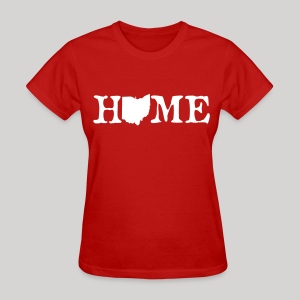 HOME - Ohio - Women's T-Shirt