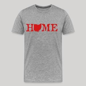 HOME - Ohio - Men's Premium T-Shirt