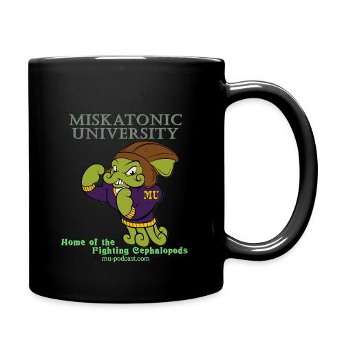 Miskatonic University Fighting Cephalopods Color Mug (right) - Full Color Mug