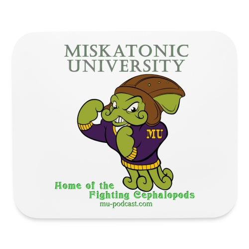 Miskatonic University Fighting Cephalopod Mousepad - Mouse pad Horizontal