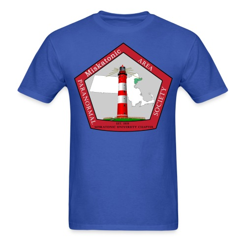Miskatonic Area Paranormal Society T-Shirt (color) - Men's T-Shirt