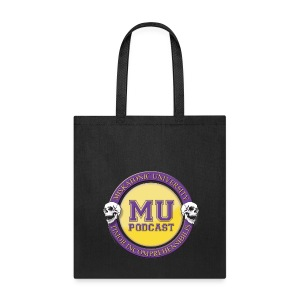 MU Podcast Tote Bag - Tote Bag