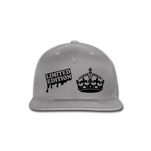 Limited edition snapback hat - Snap-back Baseball Cap