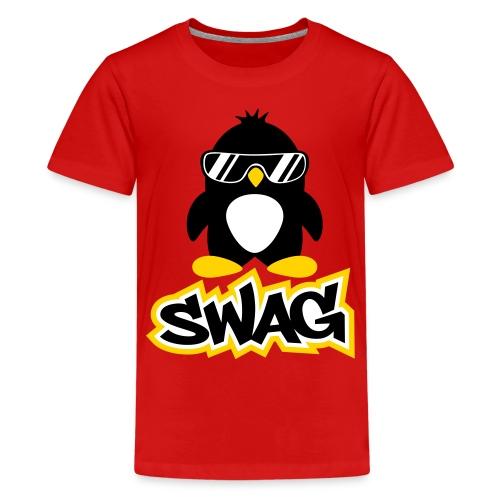 Penguin Swag - Kid's Tee - Kids' Premium T-Shirt