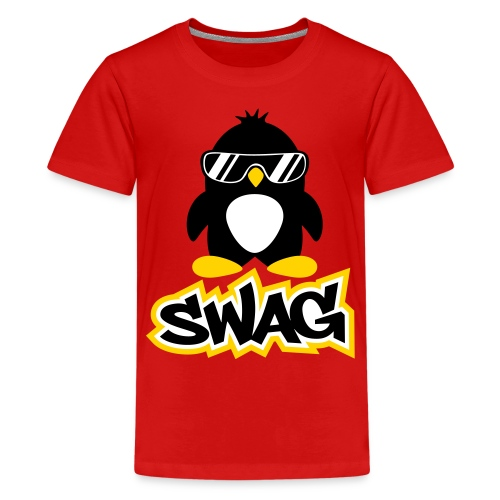 Penguin Swag - Kid's Tee - Kids' Premium T-Shirt