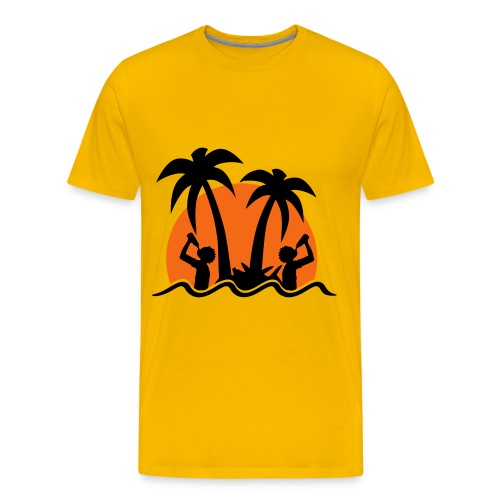 Sunset - Kid's Tee - Men's Premium T-Shirt