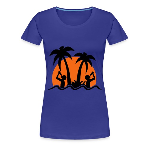 Sunset - Women's Tee - Women's Premium T-Shirt