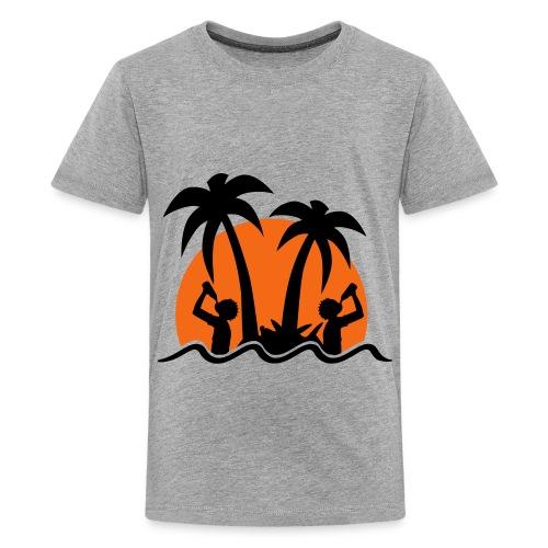 Sunset - Kid's Tee - Kids' Premium T-Shirt