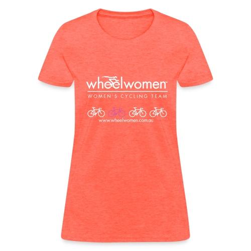 Wheel Women Team 2015 - Women's T-Shirt