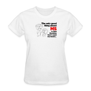 Zombie - Women's T-Shirt