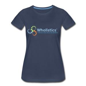 Wholistics Classic Fitted Women's - Women's Premium T-Shirt