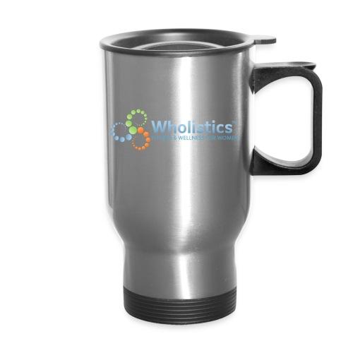Wholistics Coffee Mug - Travel Mug