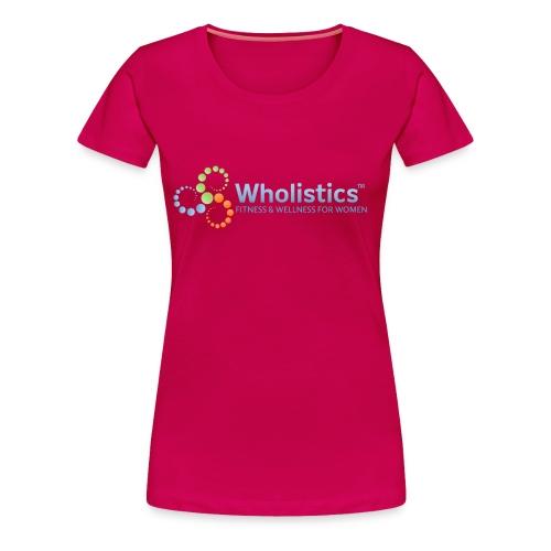 Wholistics Premium T-shirt  - Women's Premium T-Shirt
