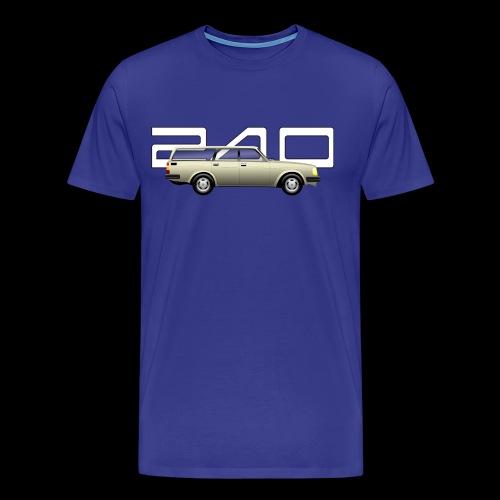 Volvo 240 Wagon Shirt - Men's Premium T-Shirt