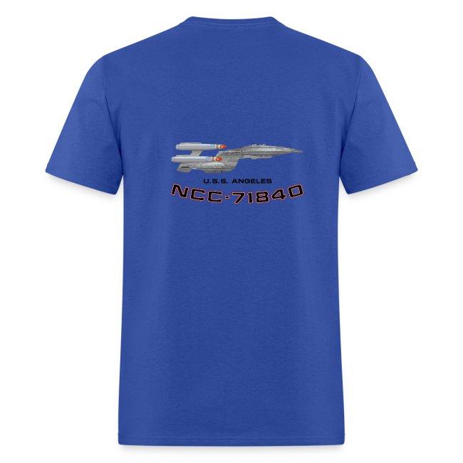 Men's Standard T-shirt (NCC-71840 on back)