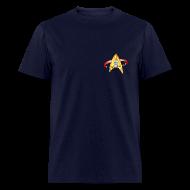 T-Shirts ~ Men's T-Shirt ~ Men's Standard T-shirt (NCC-71840 on back)