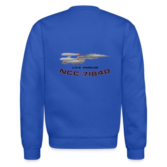 Sweatshirt (NCC-71840 on back)