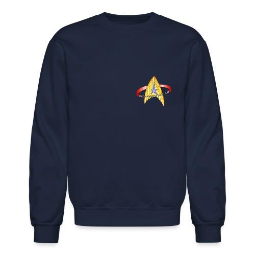 Sweatshirt (new USS Angeles mission logo on back) - Crewneck Sweatshirt