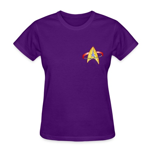 Women's T-shirt (blank back) - Women's T-Shirt