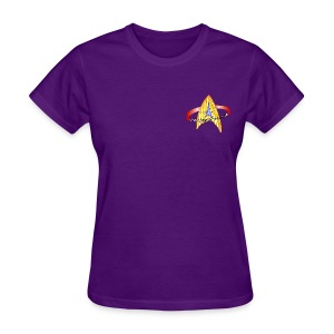 Women's T-shirt (NCC-71840 on back) - Women's T-Shirt