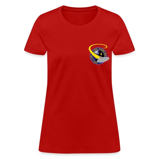 Women's T-shirt (NCC-71840 on back)