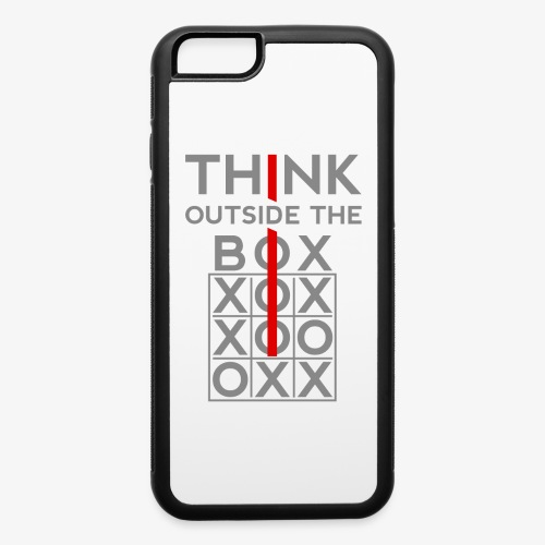 Think Outside The Box - iPhone 6/6s Rubber Case