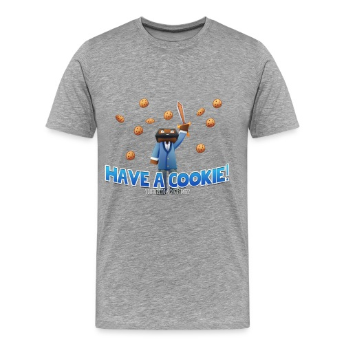BigB's - Have a Cookie - Men's T-Shirt  - Men's Premium T-Shirt