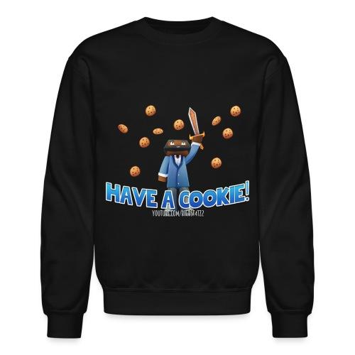 BigB's - Have a Cookie - Men's Sweater - Crewneck Sweatshirt