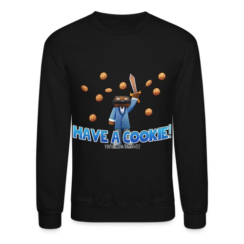 BigB's - Have a Cookie - Men's Sweater - Crewneck Sweatshirt