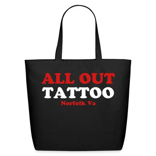 All OUT Tote Bag - Eco-Friendly Cotton Tote