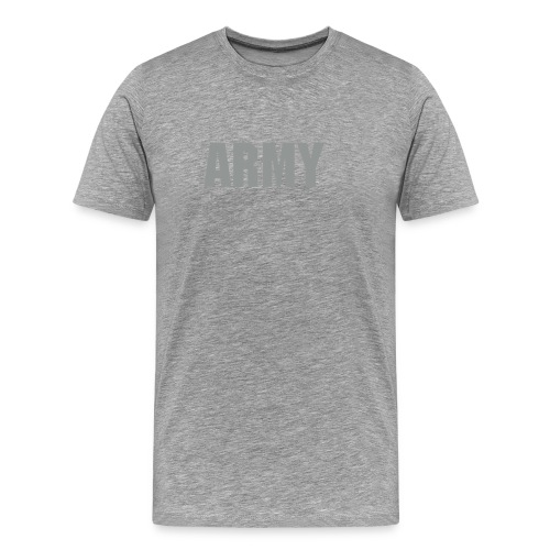 Army Memories Army T-Shirt - Men's Premium T-Shirt