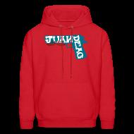 Hoodies ~ Men's Hooded Sweatshirt ~ Juan Deag