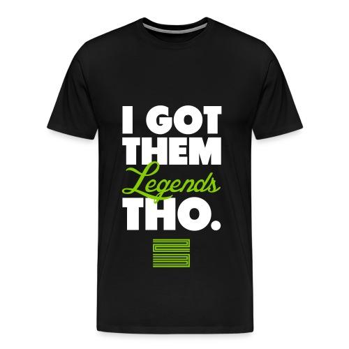 Legends Shirt - Men's Premium T-Shirt