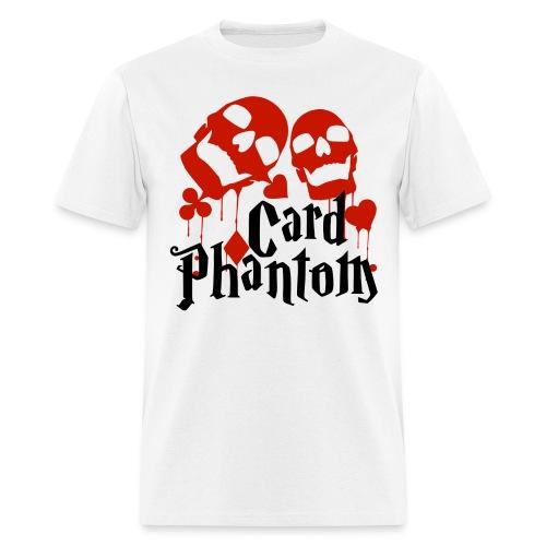 Red Skull Pip Drip Logo T-Shirt - Men's T-Shirt