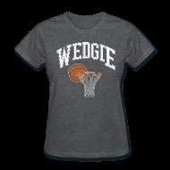 Women's T-Shirts ~ Women's T-Shirt ~ Wedgie