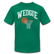 T-Shirts ~ Men's T-Shirt by American Apparel ~ Wedgie