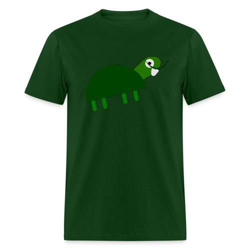 Turtle Emblem Shirt - Men's T-Shirt
