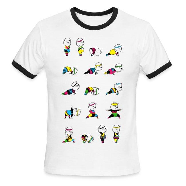 Yoga Bear - 80's Remix